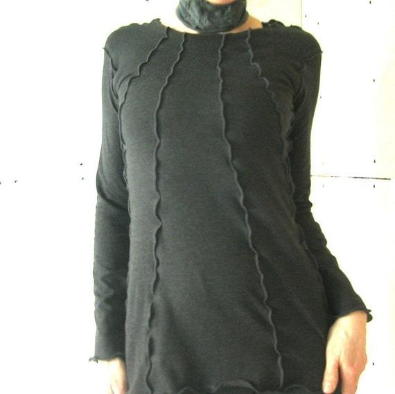 LONGSLEEVE RIBBED TOP best selling, trending items, handmade, womens long sleeve shirt, womens top, tops, unique shirt, comfortable shirt