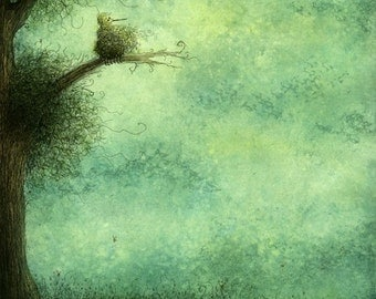 Forgetting The Sky - fine art reproduction