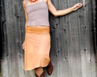 Element Hemp A-Line Skirt