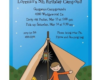 Schön Birthday Bonfire Invitation Bonfire Party Invitations Bonfire, Einladung