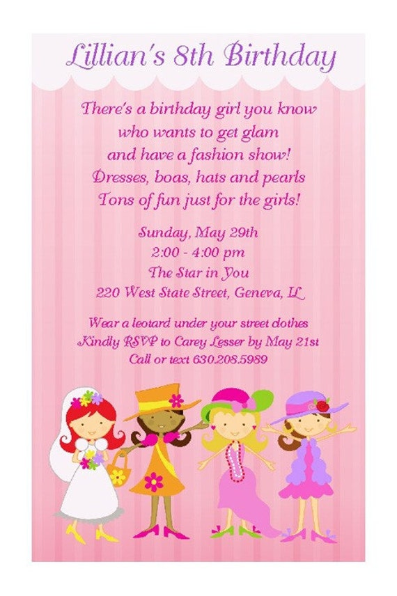 Wording Ideas for Hollywood Party Invitations | Our ...