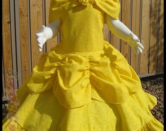Custom Princess Dress Costume - Cotton Collection
