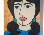 Girl Art - Girl Portrait ...