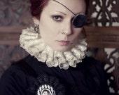 Pirate Princess Cameo Brooch
