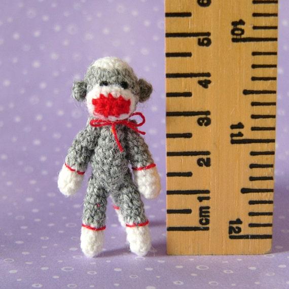Free Pattern Amigurumi My Little Pony : PDF PATTERN Amigurumi Crochet Tutorial Pattern Miniature
