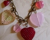 With All My Hearts Necklace