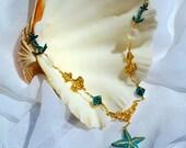 Neptune's Treasure Necklace