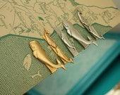 Whale Tie Bar