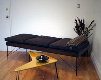 Siesta Day bed  / Bench  Mid Century Furniture Design