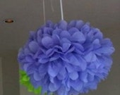 3 DIY 25 inch  tissue paper poms, extra large, giant pom kissing balls, paper balls, baby shower, birthday, walls, aisles, photo prop