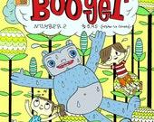 Sugar Booger comic number 2 - signed