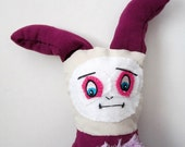 One Of A Kind Plush Monster Doll Berry