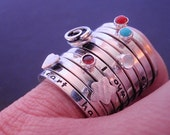 Create Your Own Stack Sterling Stack Ring