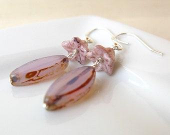Parisian Petals Earrings