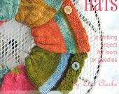 SALE: Fiesta Hats Knitting Pattern (for knitting loom or needles)