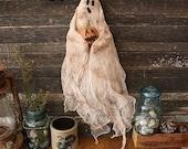 Primitive Halloween Ghost Door Doll Digital PDF Pattern