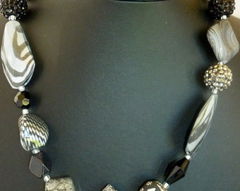Womens Necklace, Broken Hill Signature Necklace, 54 cm -  Mining Town (SN28)