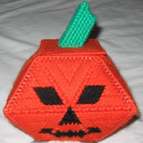 Pumpkin Candy Box   #FH-126