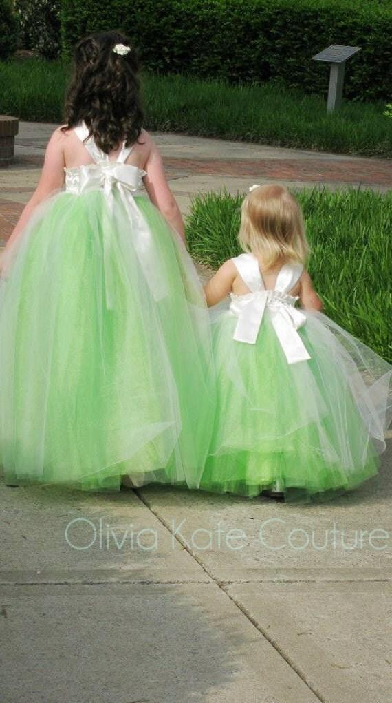 Flower Girl Dresses & Vest RESERVED jjdillon
