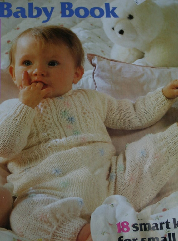 Knitting Patterns Baby Book Sweaters Cardigans Vests Leggings