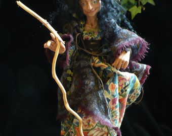 Lady of the Wild Wood