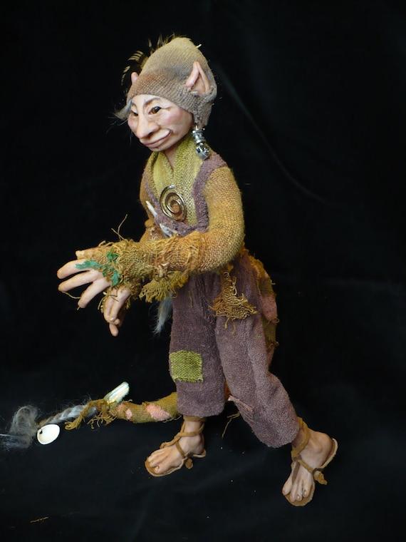 Moss Elf