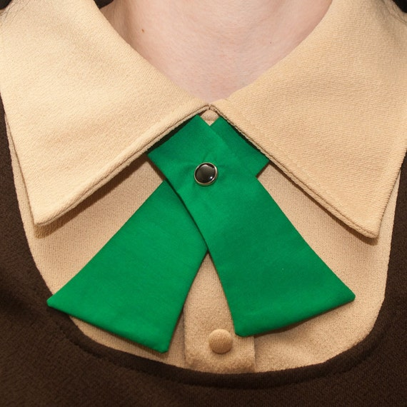 Womens Neck Tie - Green