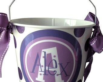 Custom 5 Quart Bucket