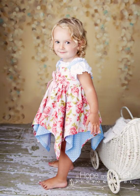PDF Pattern - The Fairytale Dress Pattern
