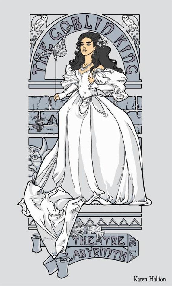 Theatre de la Labyrinth Small Print (Item 03-047-AA1)