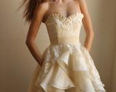 Marlowe Wedding Dress--Sample--huge sale