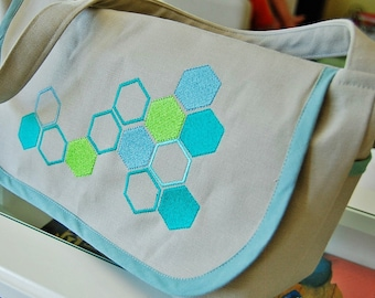 Honeycombs - Machine Embroidery Design