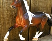 Custom Traditional Breyer Model Horse Difficult Coat Patterns