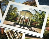 UNC-Chapel Hill Old Well Note Cards - Set of 4 - North Carolina Photography, Fine Art Stationery