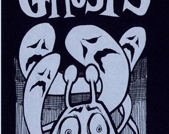 Ghosts - Stuff I Like series - limited edition art
