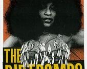 The Dirtbombs Screen Print Concert Poster by Print Mafia - Chaka Khan