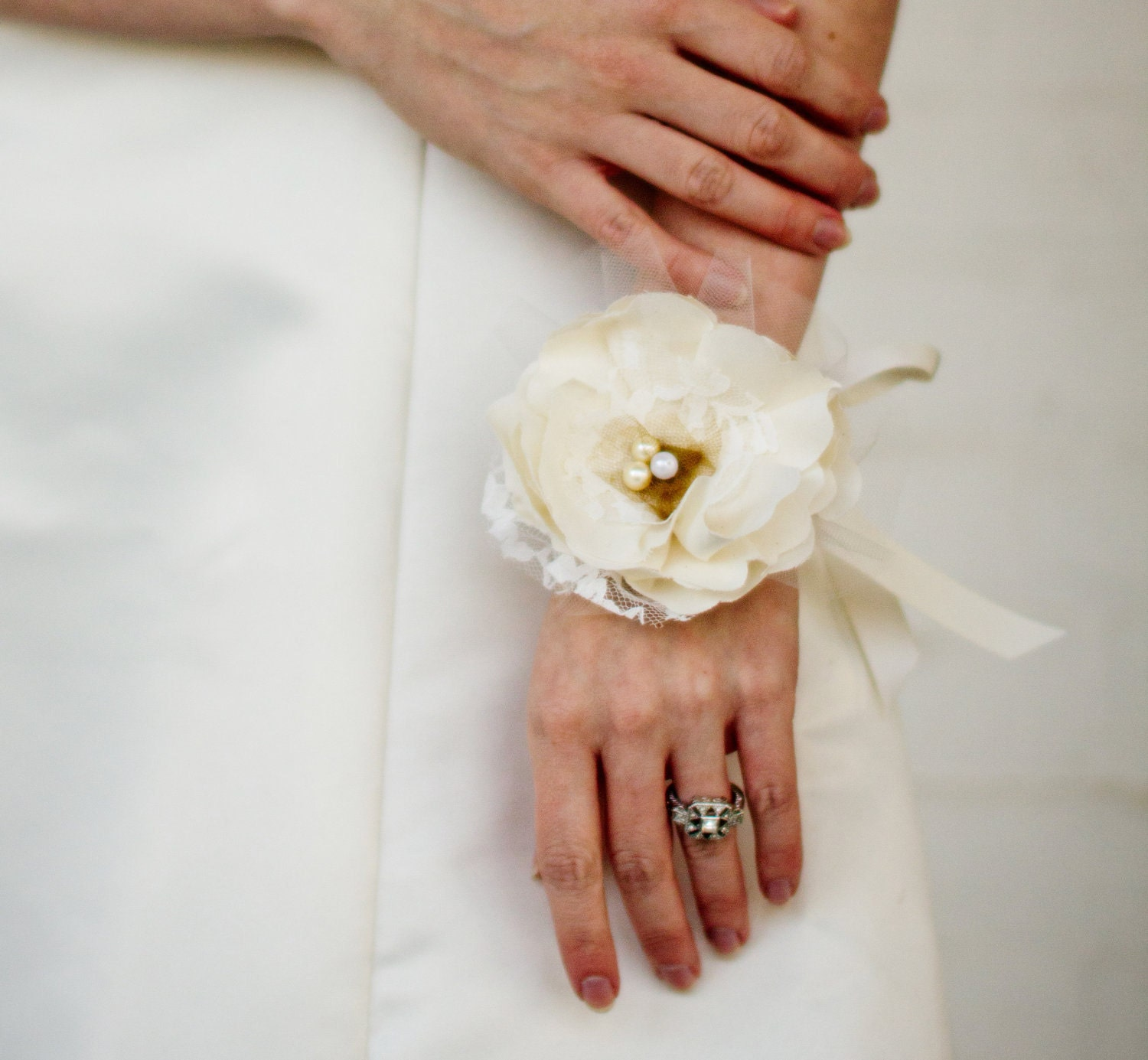 Wrist Corsages Wedding