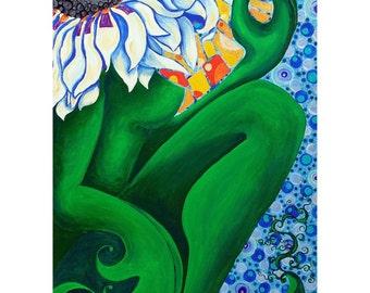 Chakra Zulu 8x10 fine art print