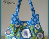 CLASSY CURVY ebook PDF Handbag Sewing Pattern / Sweet Pea Totes