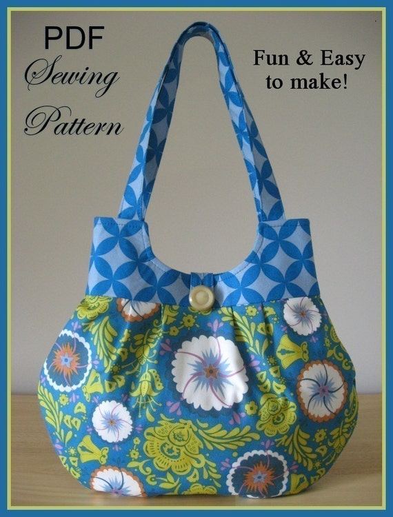 Hand Purse Patterns : Messenger Bags Pouches & Coin Purses Totes Wallets & Money Clips
