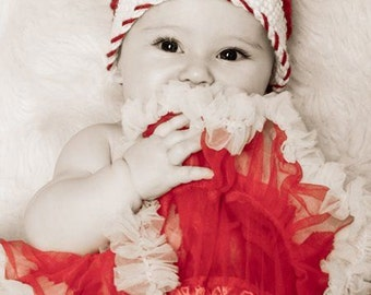 Christmas Baby Girl Hat