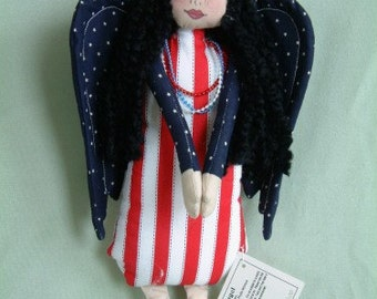 American Angel Wall Hanger Doll no. 6