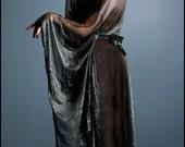 Silver Banshee Kimono by Kambriel