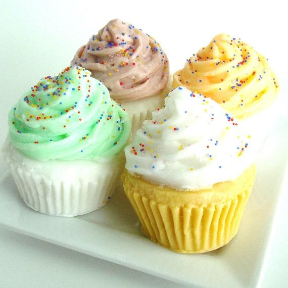 Bake Shop Cupcake Soap - Soap Cafe