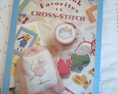C is for Cross-Stitch  Storybook Favorites in Cross-Stitch