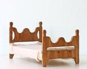 Vintage Doll Bed