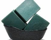 Absinthe Green Fairy Soap Handmade Artisan