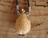 This is the First Day of My Life - Almond Pendant Treasure Box