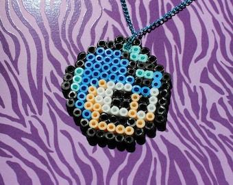 Mega Man Necklace