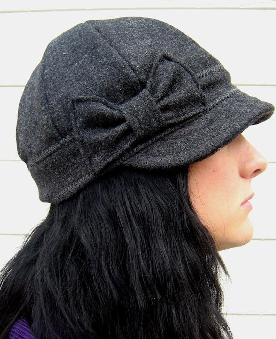 Womens Wool Winter Hat